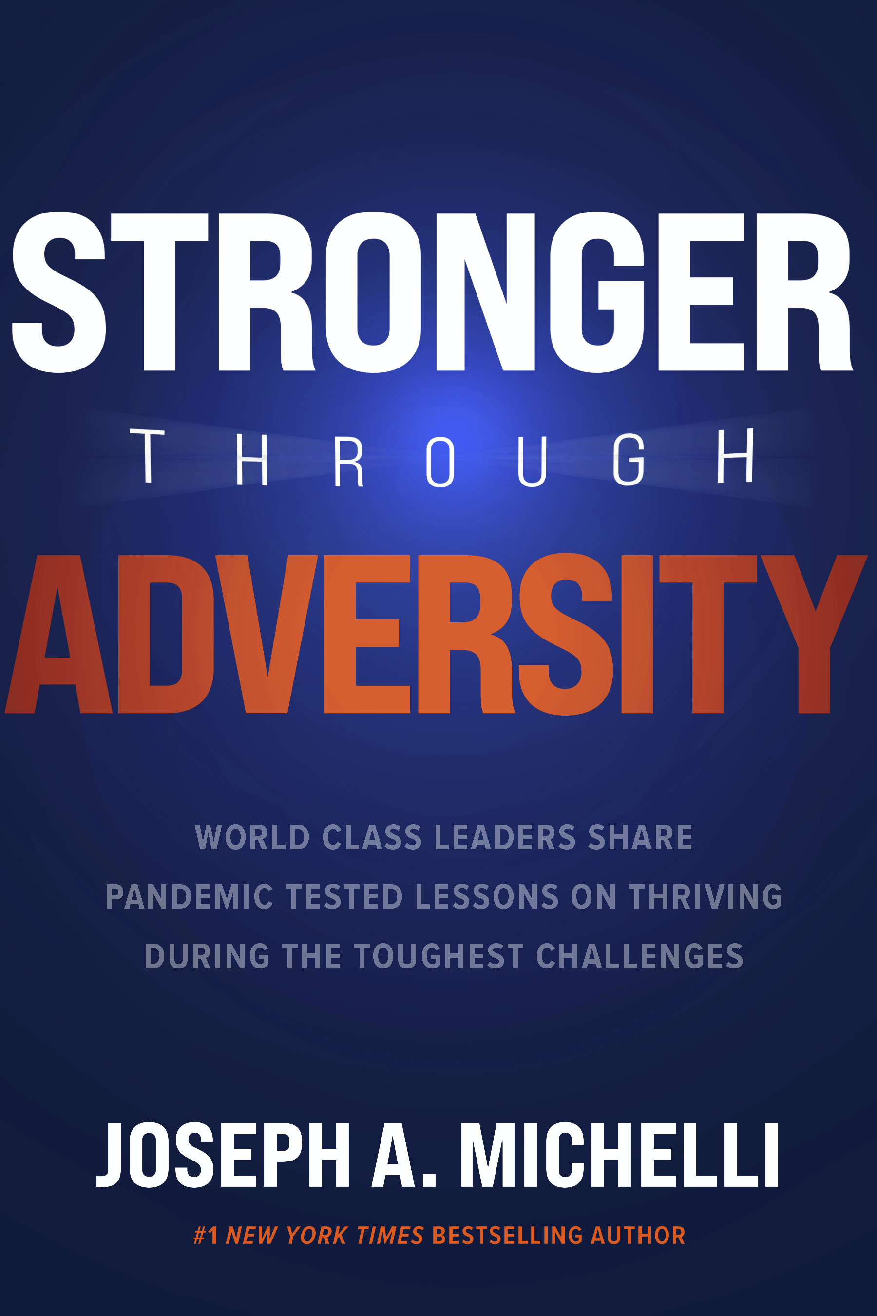 Stronger Through Adversity book cover