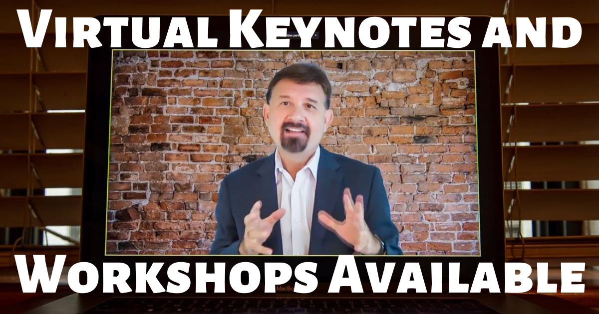 Joseph Michelli virtual speaker