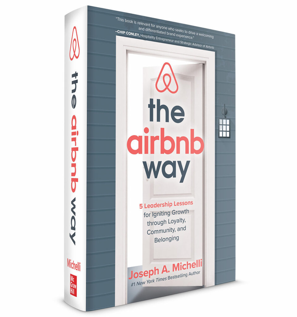 The Airbnb Way by Joseph Michelli